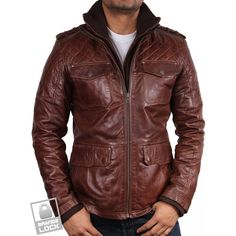 A leather jacket is the key to all your problems. This is just not the most eye candy way to effortlessly elevate your everyday look, but it's also an extremely dashing addition that will never go out of style.