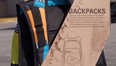backpack packaging - Buscar con Google