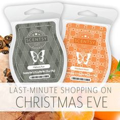 Last-minute shopping on Christmas Eve #MondayMixers https://scented4life.scentsy.us/