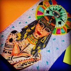 Sketchbook 02 por Julia Guedes ♥  #sketchbook #ilustration #nankin #stabilo #drawing #art