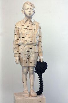 ART - Gehard Demetz - I forgot how the prayer ends
