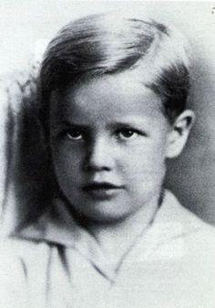 Baby Marlon Brando