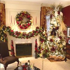 Last Trending Get all images home interior christmas decorations Viral christmas home decor Christmas Decorations For The Home, Christmas Home, Christmas Holidays, Christmas Wreaths, Christmas Gifts, Christmas Ideas, Beyonce Christmas, Christmas Bedroom, Christmas Scenes