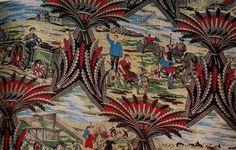 Советские ткани 20-30-х гг. - Изобразительное искусство