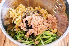 水戻し不要♪『切り干し大根とツナ塩昆布の無限サラダ』 by Yuu | レシピサイト「Nadia | ナディア」プロの料理を無料で検索