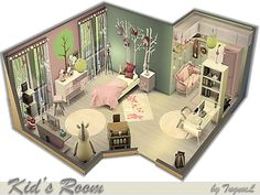 Lotes The Sims 4, The Sims 4 Packs, Sims 4 Teen, Sims 4 Toddler, Sims 4 House Plans, Sims 4 House Building, Sims 4 Bedroom, Sims Free Play, Sims 4 House Design