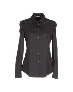 Miu miu Women - Shirts - Long sleeves on YOOX