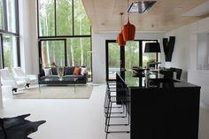 Olohuone & keittiö, Living room & kitchen