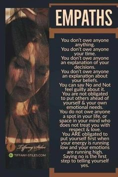 Empath Traits, Intuitive Empath, Empath Abilities, Psychic Abilities, Spiritual Quotes, Spiritual Awakening, Mantra, Free Spirit Quotes, Empathy Quotes