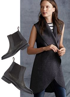Weekend Wants...Splurge or Steal?- Perfect Layering Piece for Fall...The Vest