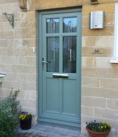 Oak Effect Composite Entrance Door | Entrance Doors | Pinterest ...