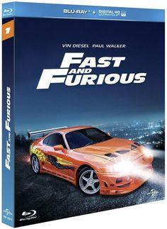 Fast&furious 1 en blu-ray/digital ultraviolet