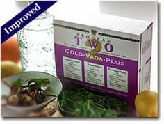 Smart Food Coral Ozz: DeTox Time. Colo-Vada Program. Version 2.0