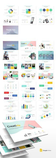 iDeogo - Google Slides Template Google Slides Templates
