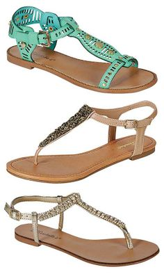 Cute Sandals by Breckelles