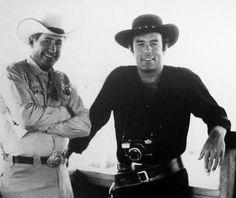 Rare Photos of PERNELL ROBERTS at 1962 Rodeo Appearance - Bonanza ...