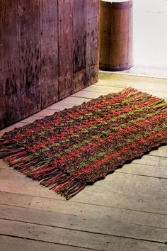 Free rug crochet pattern