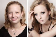 Wonderful make up transform :)