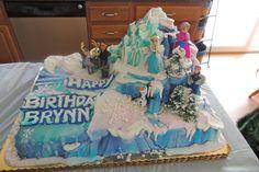 ice castles cake - Cerca con Google