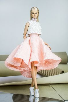 Resort 2016 Ball Dress Fashion Set – NIGEL CHIA | DéMuse Doll
