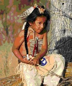 Do you know the legend of the Cherokee Indian Youth's Rite of Passage? His father takes him into the forest, blindfolds him an leaves him alone. He is required to sit on a stump the whole nig…