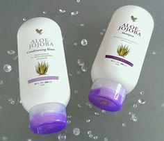 I absolutely love this shampoo & conditioner. It actually does what it says! Your family's hair will be shiny, soft and manageable with this pH-balanced, pure aloe formula. Stabilized aloe vera gel benefits not only your hair, but your scalp as well. The gel's properties make it a natural alternative to other shampoos, while its gentle, concentrated formula makes it suitable for all hair types. Helping to maintain healthy hair and scalp, its enzymatic activity sloughs off dead cells. With…