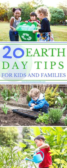 20 Earth Day Tips For Kids And Families To Show Their Love Earth Day Activities for Kids Earth Day Activities, Toddler Activities, Learning Activities, Steam Activities, Earth Day Tips, Group Games For Kids, Mom Advice, Parenting Hacks, Curriculum