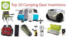 Top 10 Latest Camping Gear Inventions 2017 I Best Camping Gadgets I Part-2