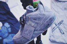354afa5951316b Are You Looking Forward To The KAWS x Air Jordan 4  Walk In My Shoes