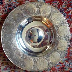 BYZANTINE BRONGE PLATED Copy of Benaki Museum by Glorypast on Etsy Benaki Museum, Byzantine, Decorative Plates, Plating, Tableware, Unique Jewelry, Handmade Gifts, Etsy, Vintage