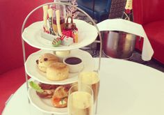 London Fashion Week Afternoon Tea at The Ampersand, London