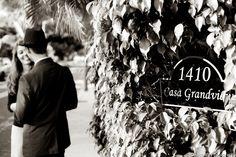 Casa Grandview wedding and anniversary couple