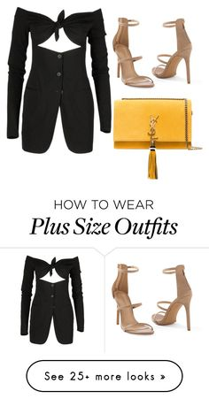 """""""memory lane"""" by nnstylexo on Polyvore featuring Dolce&Gabbana, Venus and Yves Saint Laurent"""