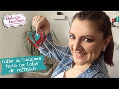 Collares Súoer Fashion con Latas de Refresco :: Chuladas Creativas con Sammily - YouTube