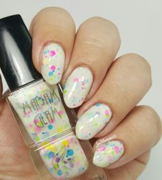 Party on your nails!