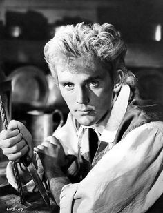 #Sixties | Terence Stamp in Billy Budd, 1962