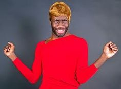 Funky Dineva aka 'My Hair is Laid Like...Lennithia Leakes! LMAO