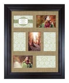 Love this Collage Wall Frame on #zulily! #zulilyfinds