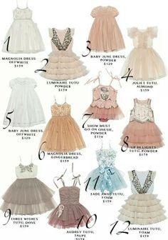 Tutu du monde Pretty Little Dress, Little Girl Dresses, Girls Dresses, Baby Girl Fashion, Kids Fashion, Kids Outfits, Cute Outfits, Baby Fashionista, Tulle Dress