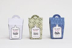 Ted Baker Bird Feeder by Kimberly Chan, Andy Colclough and Samantha Wood