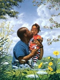 Daddy's Girl ~ Ray Isaac