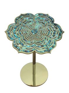 Viya Home - Lotus Cocktail Table