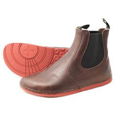 OTZ minimalist chelsea boots. Drool. $165 usd + $50 shipping. Sigh