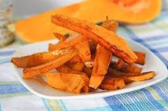 Easy, delicious and healthy Butternut Squash Crispy Fries recipe from SparkRecipes. See our top-rated recipes for Butternut Squash Crispy Fries. Butternut Squash Fries, Crispy Fries Recipe, Skinny Recipes, Healthy Recipes, Side Recipes, Vegetable Side Dishes, Soul Food, Vegetarian, Vegans