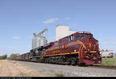RailPictures.Net Photo: NS 8102 Norfolk Southern GE ES44AC at Shippensburg, Pennsylvania by Jim Kleeman