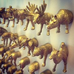 ANIMAL MAGNETS by Vicious Kitsch | Uncovet