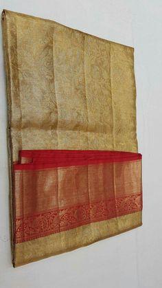 Wedding collection Kanchipuram silk saree Whatsapp: 91 7019277192 Bridal Sarees, Bridal Wedding Dresses, Indian Attire, Indian Wear, Saris, Silk Sarees, Lehenga Gown, Indian Designer Wear, Beautiful Saree