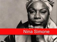 Eunice Kathleen Waymon (February 21, 1933 -- April 21, 2003), better known by her stage name Nina Simone /ˈniːnə sɨˈmoʊn/, was an American singer, songwriter...