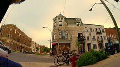 This is what I saw in Montréal - avec café -