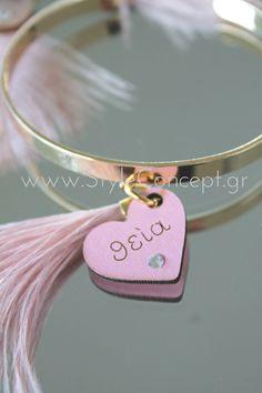 Martyrika Bracelet Theia Pink Feather